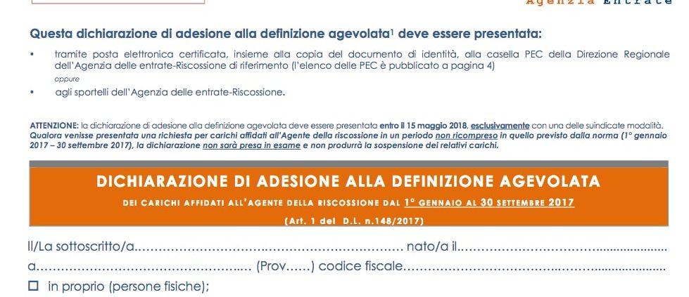 Definizione Agevolata - Rottamazione Cartelle